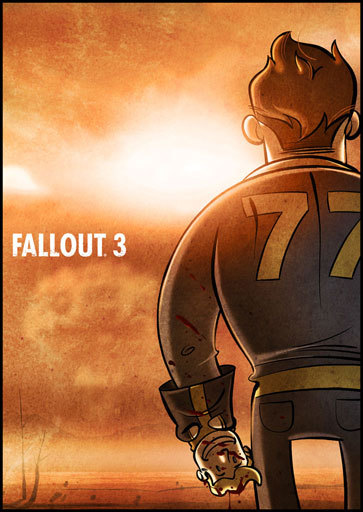 Fallout: A Post Nuclear Role Playing Game - комикс