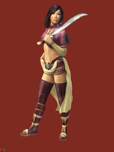 Jade Empire - Арт