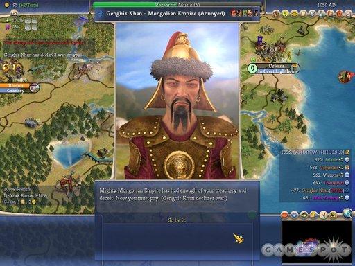 Civilization IV - Некоторые игровые концепции.