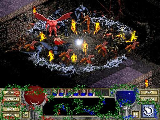 Diablo - Творчество игроков