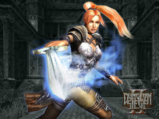 Dungeon Siege - еще 9 картинок