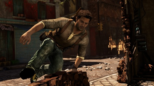 Uncharted 2: Among Thieves - Четыре новых больших скриншота Uncharted 2 Among Thieves