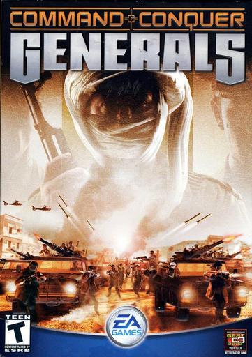 Command & Conquer: Generals - Command & Conquer: Generals
