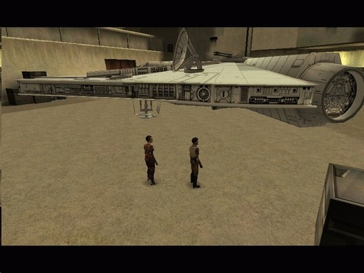 "Star Wars: Jedi Knight — Jedi Academy - Руководство и прохождение по ""Star Wars: Jedi Knight - Jedi Academy"". Часть III"