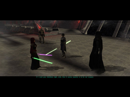 Star Wars: Knights of the Old Republic II: The Sith Lords - Сингловый аддон SW: KotOR II - Restoration Project