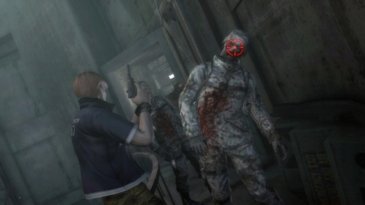 Resident Evil: The Darkside Chronicles - GamesCom Trailer + Screens