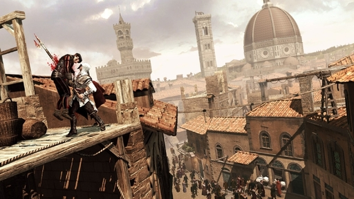 Assassin's Creed II - GC09: Новые скриншоты Assassin's Creed 2