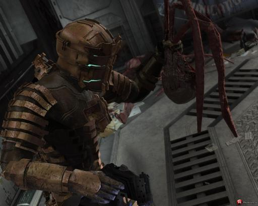 Dead Space - Visceral: «Фанаты Dead Space должны обязательно пройти Extraction до конца»