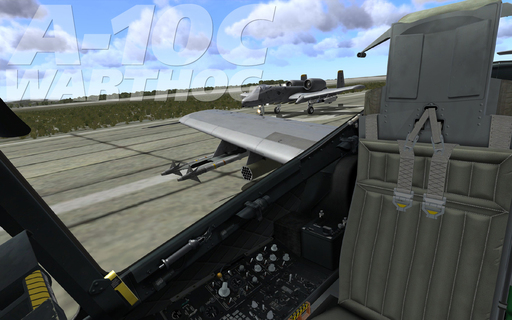 In-game скриншоты DCS: A-10C