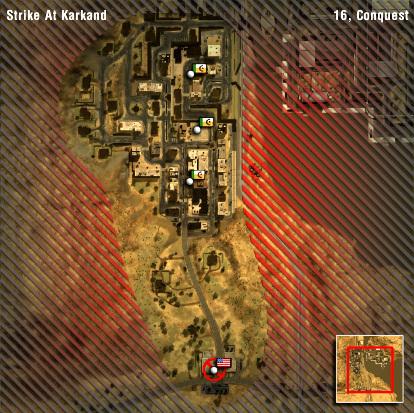 Battlefield 2 - Официальные карты Battlefield 2