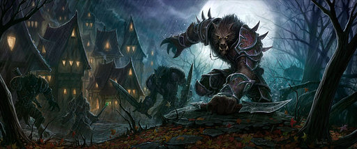 World of Warcraft - Cataclysm - новые расы