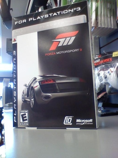 Forza Motorsport 3 - Forza 3 on PS3. Gamestop Exclusive...