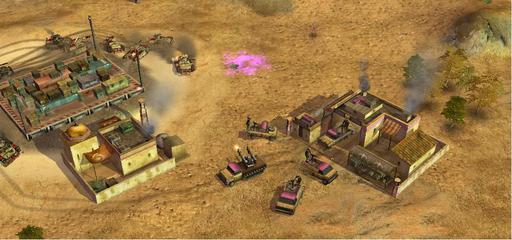 Command & Conquer: Generals Zero Hour - Ревью игры с  Russian Cnc Zero Hour Pro League!