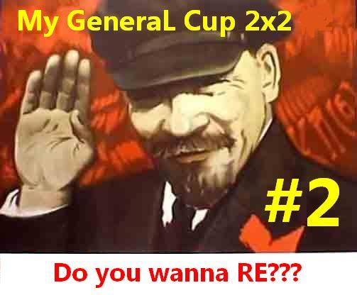 Command & Conquer: Generals Zero Hour - My GeneraL Cup  #2