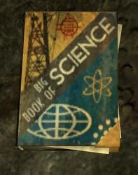 Fallout 3 big book of science