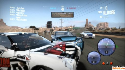 Need for Speed: Shift - Новые скриншоты Need For Speed: Shift