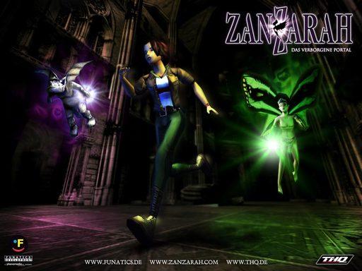 Zanzarah: the hidden portal / занзара: в поисках затерянной страны