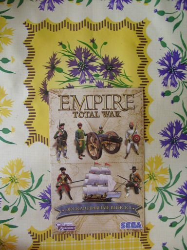 Empire: Total War - Обзор Empire Total War Special Forces Edition