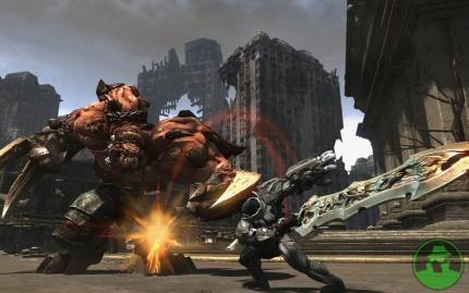 Darksiders Wrath Of War скачать игру через торрент - фото 6