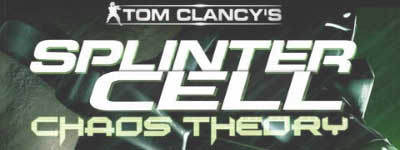 Tom Clancy's Splinter Cell Chaos Theory - Обзор
