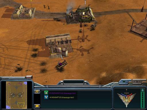 Command & Conquer: Generals Zero Hour - Нереальная игра от камрада HeTpe3Bа