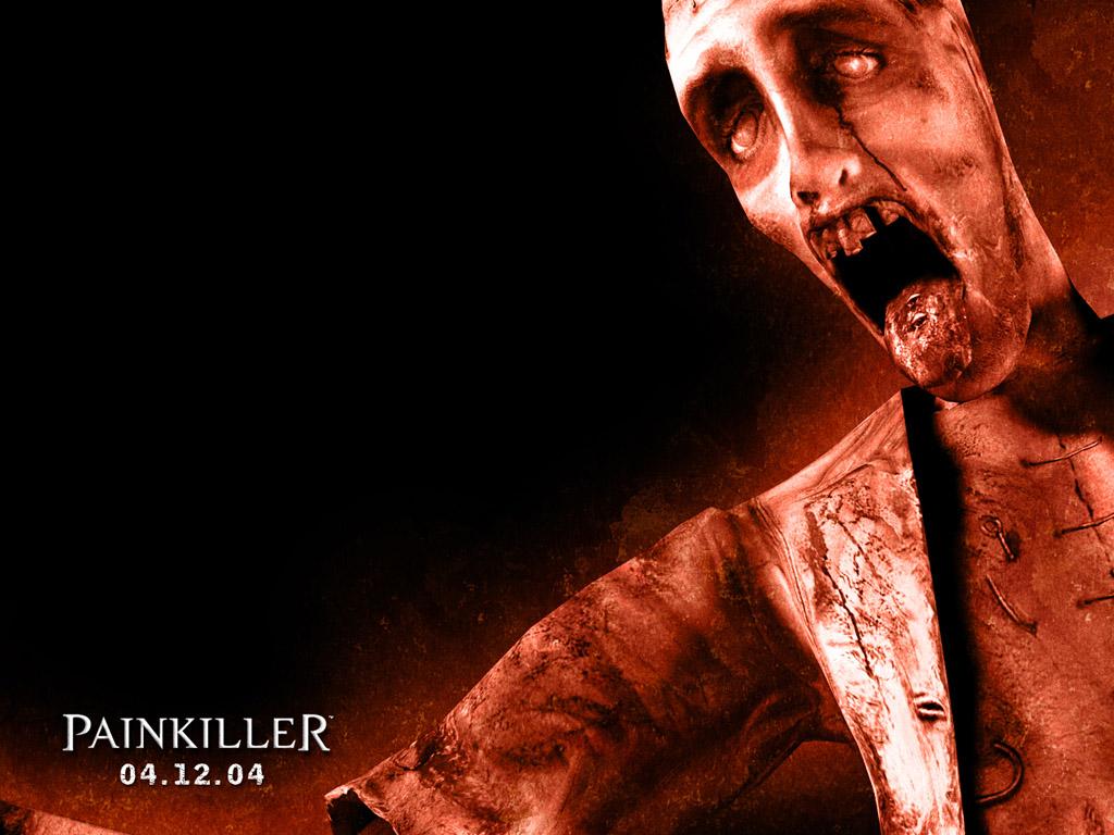 Download painkiller horror Wallpaper free.