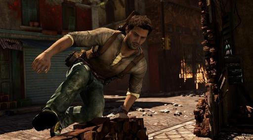 Uncharted 2: Among Thieves - Дата выхода Uncharted 2 в Европе