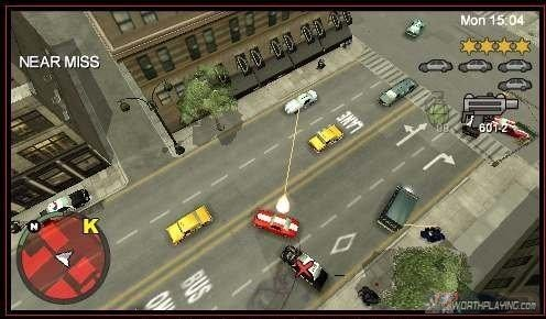 Grand Theft Auto IV - Новые скриншоты Grand Theft Auto: Chinatown Wars