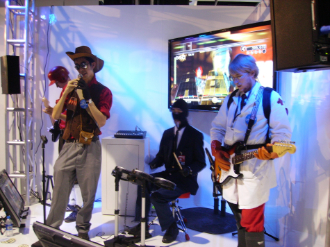 Team Fortress 2 - Rock Band