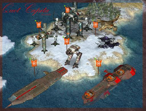 Civilization IV - Модификация Quot Capita
