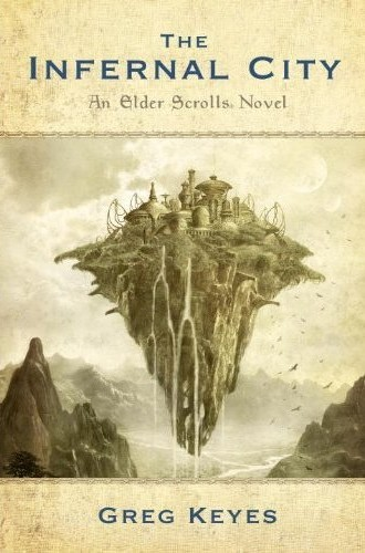 Elder Scrolls IV: Oblivion, The - Обложка к The Infernal City: An Elder Scrolls Novel