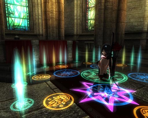 Игра просто наполнена high-end эффектами, включающими замечательное hdr-освещение, карты нормалей