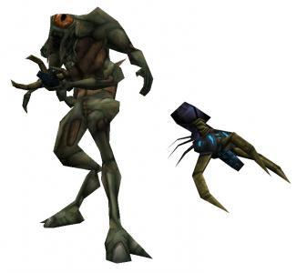 Half-Life - Раса X