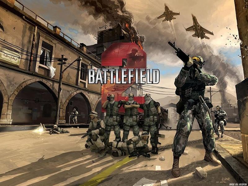 скачать игру бателфилд 2 через торрент на русском