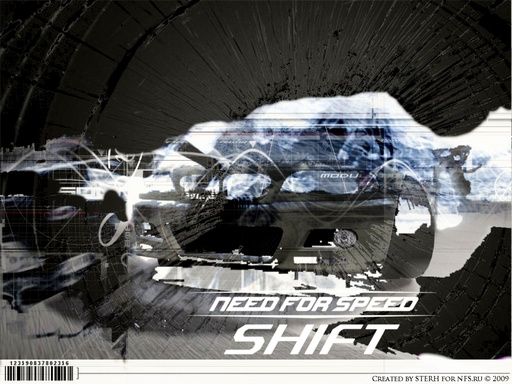 Need for Speed: Shift - Wallpapers Need for Speed: Shift