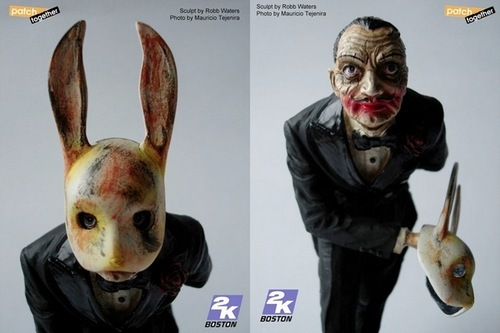 BioShock - Bioshock: Официальная фигурка Сандера Коэна