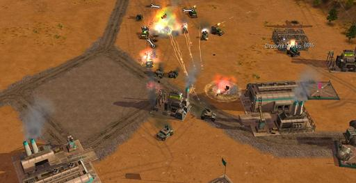 Command & Conquer: Generals Zero Hour - Ревью суперфинала MyGeneral #3