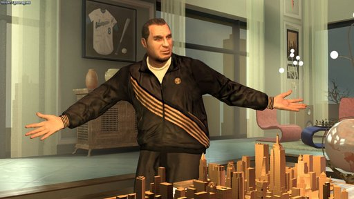 Grand Theft Auto IV - Факты, превью Gta IV The Ballad of Gay Tony