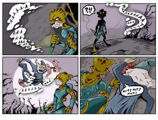 """Elder Scrolls III: Morrowind, The - Комикс """"Morrowind"""""""