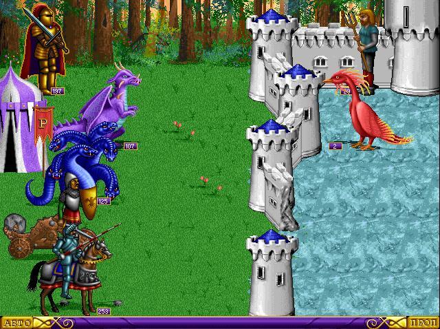 скачать игру герои меча и магии 4 на андроид - фото 2