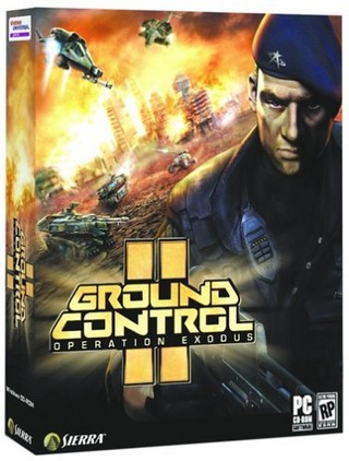Обзор: Ground Control II: Operation Exodus