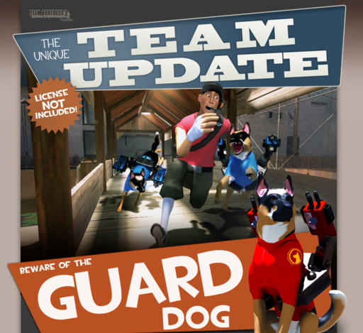TF2 Update Gard Dog | Fake