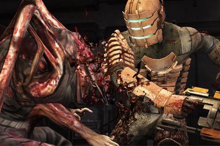 Dead Space - Первые 15 минут геймплея Dead Space: Extraction