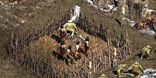 Жестокие демоны Баала, или 5 способов убийства безоружного варвара ...
