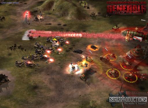 Command & Conquer: Generals Zero Hour - [RotR] 1.5 release