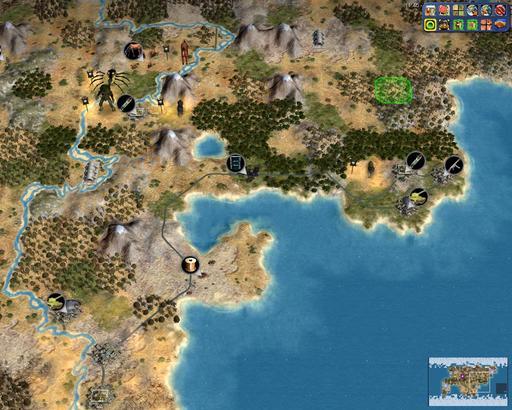 Civilization IV - Модификация Fury Road