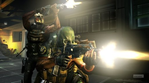 Army of Two: The 40th Day - Army of Two: The 40th Day - новые скриншоты