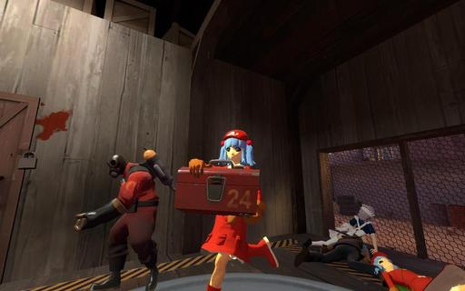 Team Fortress 2 - Touhou Fortress 2