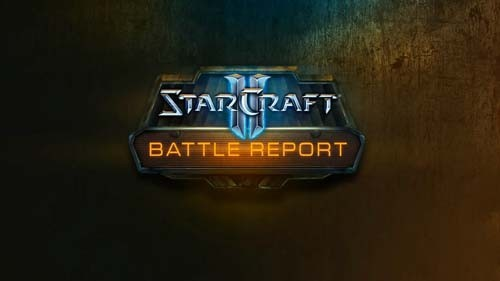 StarCraft II: Wings of Liberty - Battle Report 4 уже скоро!
