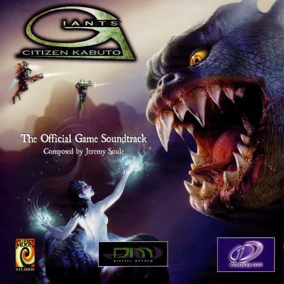 Giants: Citizen Kabuto - Giants: Citizen Kabuto The Official Game Soundtrack